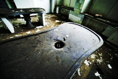 old dissection room prosectorium